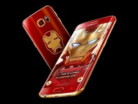Samsung Galaxy S6 Edge- Iron Man Edition Will Be Up For Sales