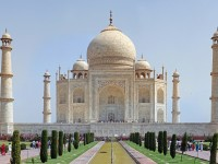 Rain Water Harvesting & Wi-Fi Facilities To Arrive Soon At Taj Mahal