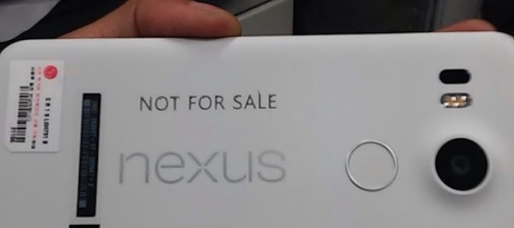 LG's New Nexus 5 Back Reveals a Finger Print Scanner