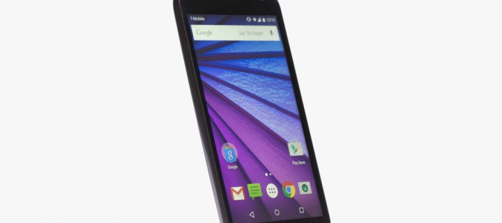 How to Remove the Carrier Notification from the Status Bar of the Motorola Moto G 3rd Generation