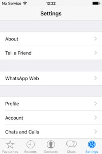 ios whatsapp web