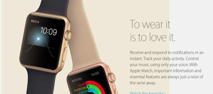 Apple is Bringing the Apple Watch To India Starting November 6th