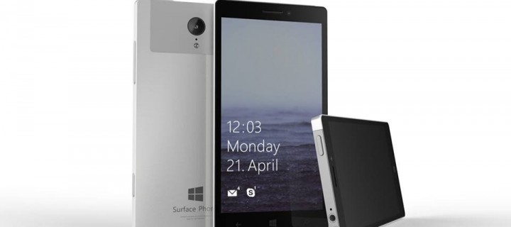 Is Microsoft Working on Developing a Surface Phone?