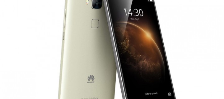 Huawei Announces the GX8; A Midrange Phone with Fingerprint Scanner