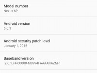 Nexus 6P Users in India Begin to Receive January Security Patch Update