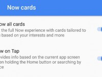 Android Marshmallow Users Can Turn Off Now on Tap And Easily Access Google Now