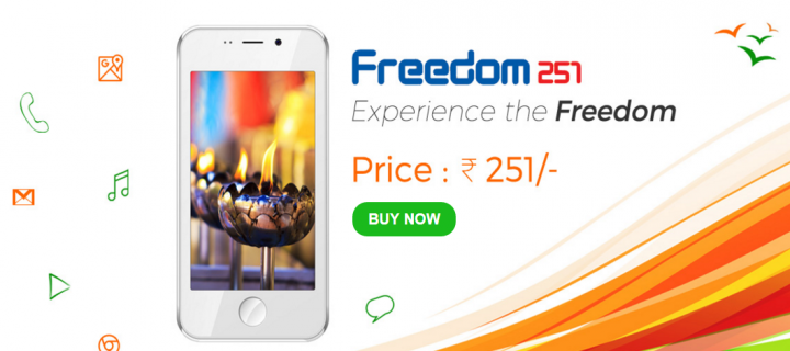 Twitter Reactions to Freedom 251