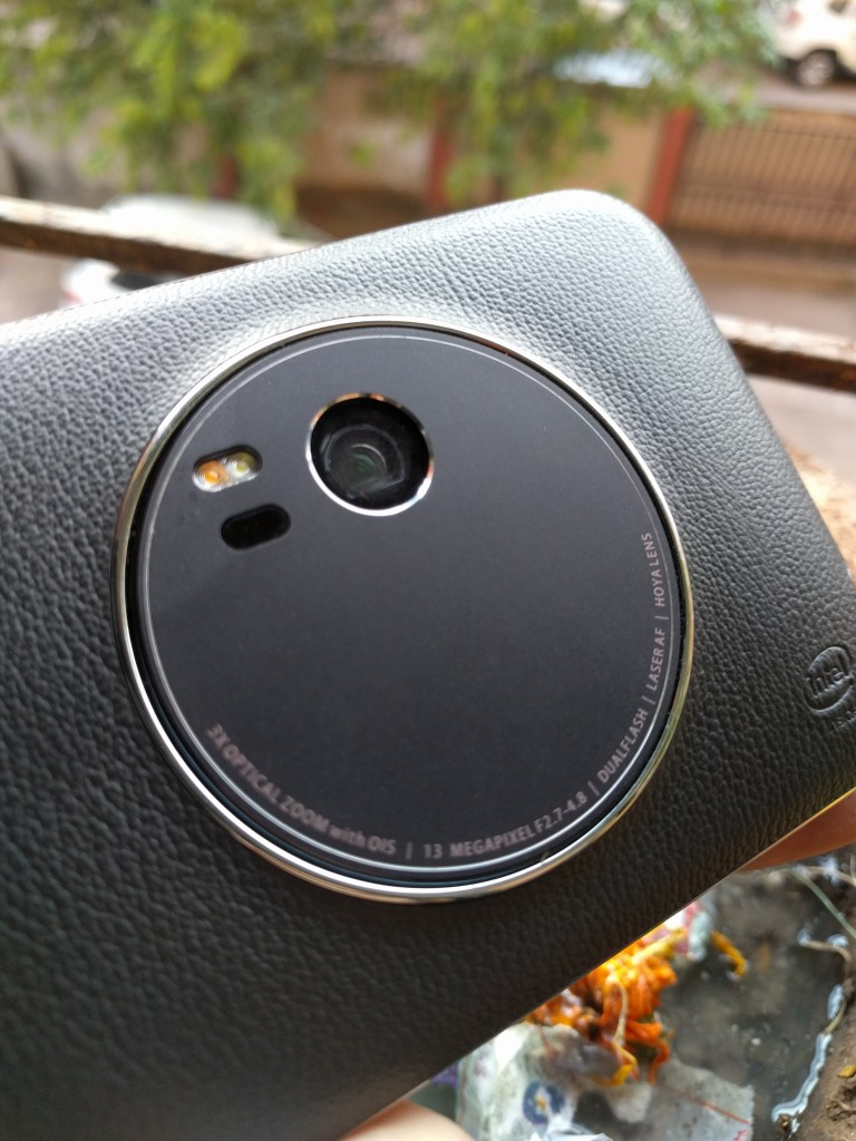 Zenfone Zoom back