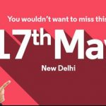 Motorola Schedules an Event in India on May 17th