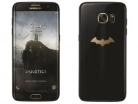 Injustice Edition Samsung Galaxy S7 Edge Announced