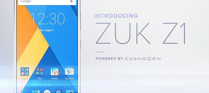 The Lenovo ZUK Z1 Launch is Today