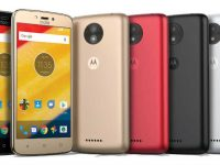 Moto C Plus with Front LED flash Launched in India @ Rs. 6,999