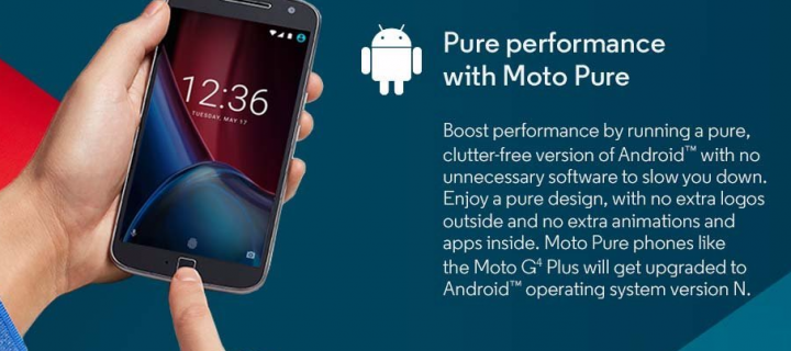 Moto G4 Plus Officially Confirmed to Get Android 8.0 Oreo Amidst Controversy