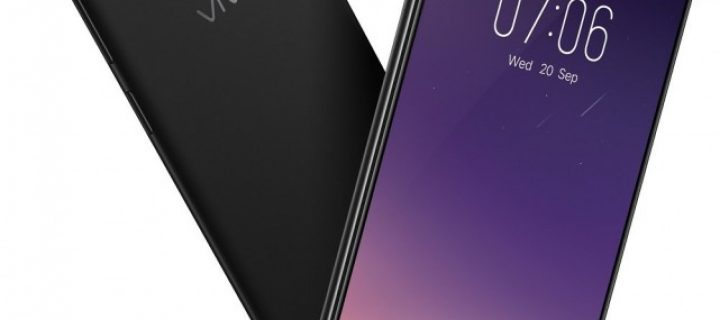 Vivo V7+ Unleashed With 6-inch FullView Display, Face Scanning, 24 MP Selfie Camera