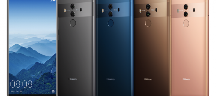 Huawei Mate 10, Mate 10, Mate 10 Porsche Design Arrives with Kirin 970, Leica Dual Cameras