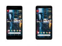 Google Pixel 2, Pixel 2 XL Unveiled with Stellar Cameras, IP67 Rating, Pressure-Sensitive Frame