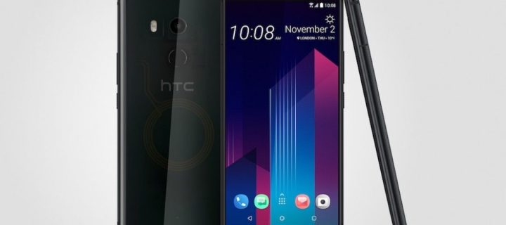 HTC U11+ Flagship with 18:9 Full Screen Design and U11 Life Midrange Smartphones are Official