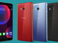 HTC U11 EYEs, the First HTC Phone with Dual Selfie Camera, Face Scanner Announced