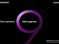 Samsung Galaxy S9, S9+ Officially Confirmed to Launch on February 25 With Stellar Cameras