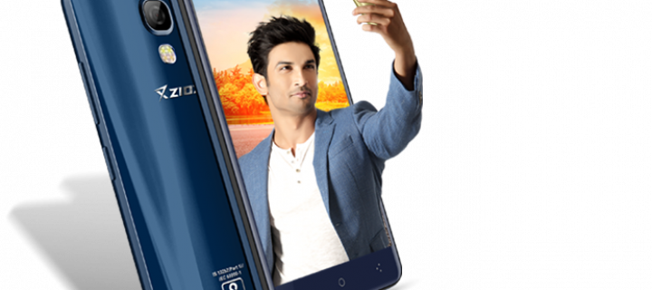 Ziox Duopix F9 with Dual Selfie Cameras, Rs. 6,499 Pricing Unveiled