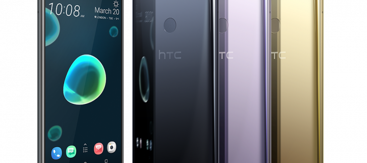 HTC Desire 12, Desire 12+ Goes Official with Full Screen Design and Affordable Pricing