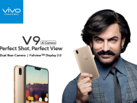 Vivo V9 Officially Launched with Rs. 22,990; Specifications, Features and Pricing