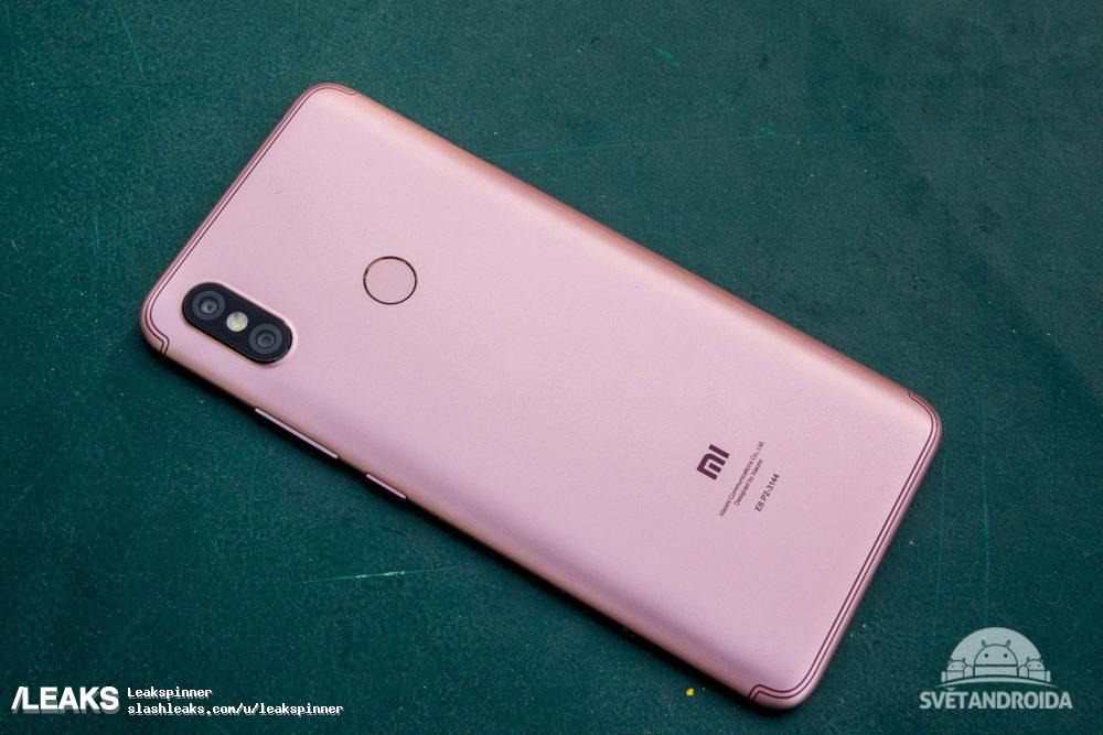 Xioami Redmi S2 Hands-On