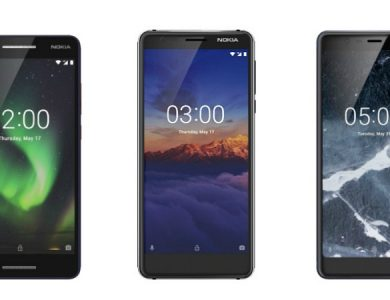 Nokia 5.1, Nokia 3.1 and Nokia 2.1 Officially Launched in India