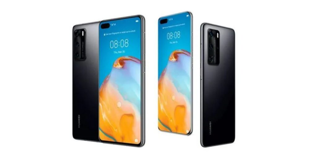Huawei P40 series with 50MP cameras and Kirin 990 5G SoC unveiled